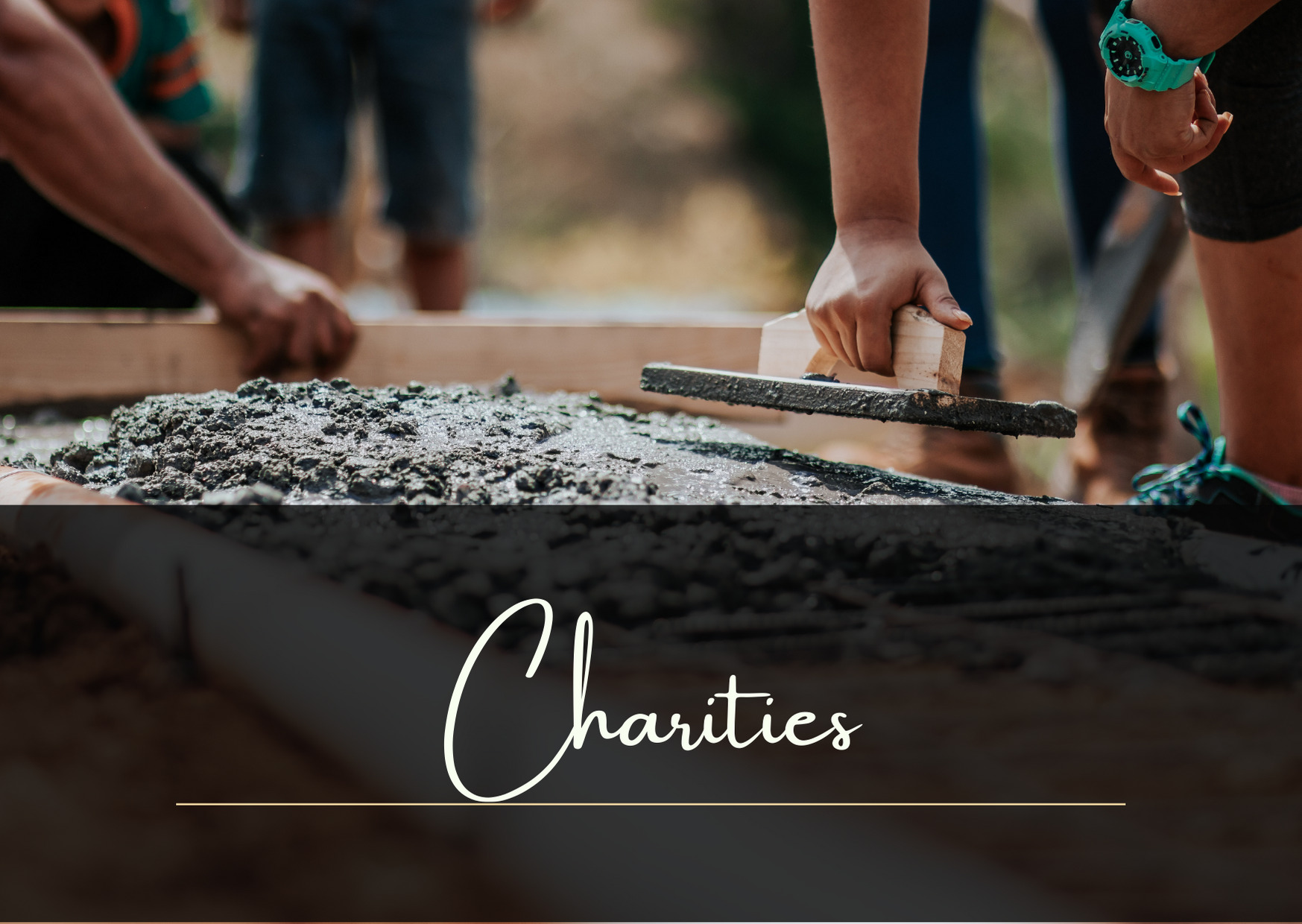 Virtual Assistant for Charities